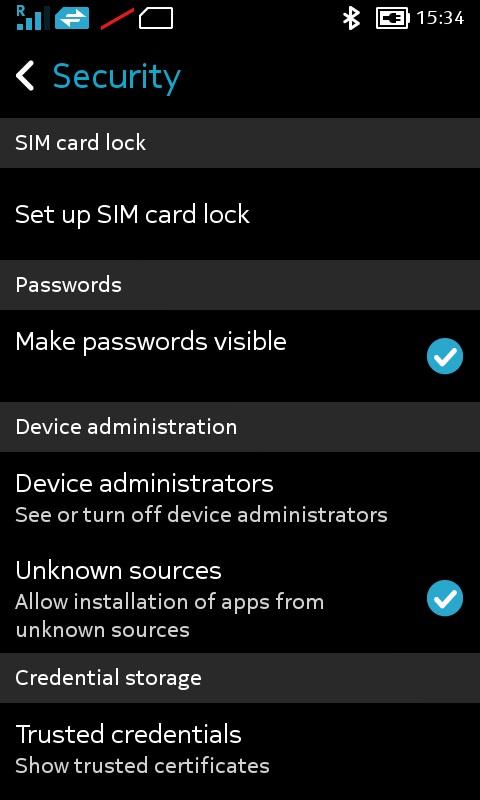 Cara Install Aplikasi Nokia X