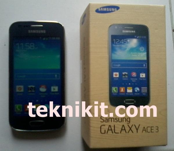 Samsung Galaxy Ace 3 Kekurangan Kelebihan