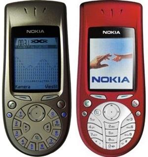 Nokia 3650 dan Nokia 3660