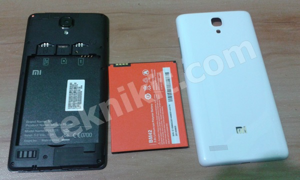 Dual On Sim Card Xiaomi Redmi Note