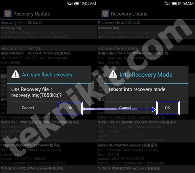 Recovery Update Mobileuncle 2