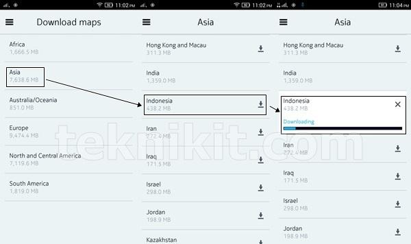 Download Maps Offline Here Maps Nokia