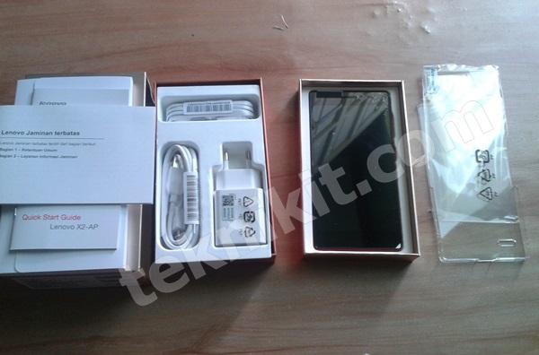 Paket Pembelian Lenovo Vibe X2