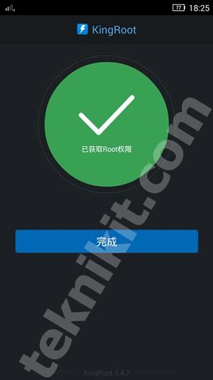 Root Lenovo Vibe X2 Sukses
