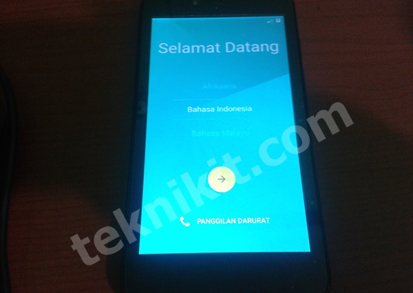 Unlock Bootloader Android One Nexian Journey One Sukses