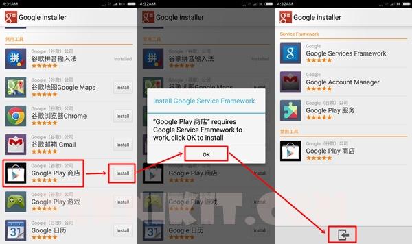 Cara Install Playstore Xiaomi Redmi Note 2