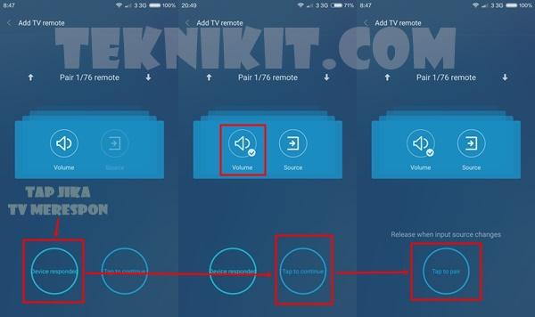 Cara Menggunakan Remote Xiaomi Redmi Note 2
