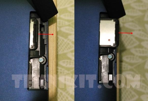 Cara Membuka Memasukkan SIM Card Lenovo Tab 2 A8-50