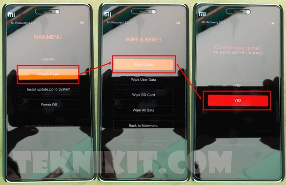 Cara Update MIUI 7 Xiaomi Mi 4i