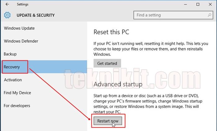 Cara Masuk BIOS Acer Aspire E5-552g