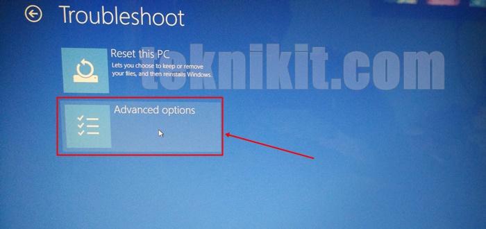 Cara Masuk ke BIOS Pada Windows 10
