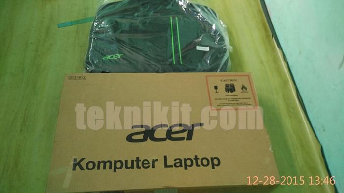 Acer Aspire E5-552G Bonus Tas