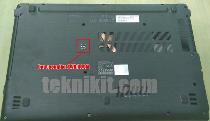 Baut Pengikat DVD ROOM Acer Aspire E5-552G