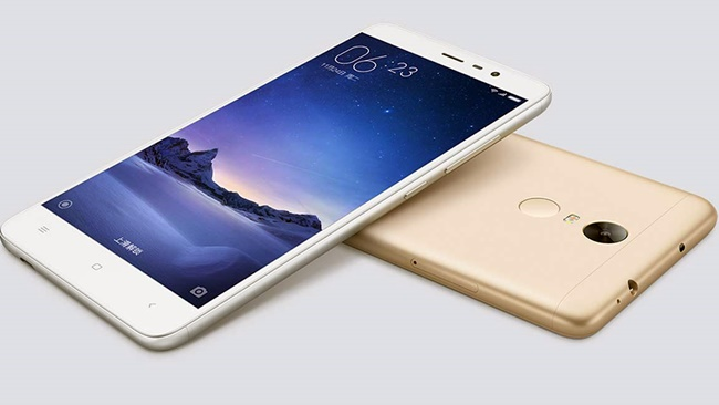 Xiaomi Redmi Note 3 Mediatek
