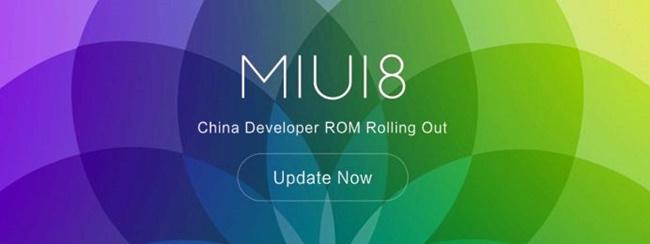 Download MIUI 8 China Developer Beta