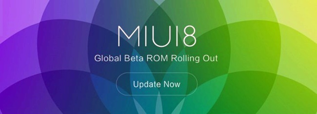 Download MIUI 8 Global Beta Terbaru