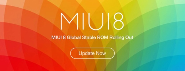 Download MIUI 8 Global Stable Terbaru