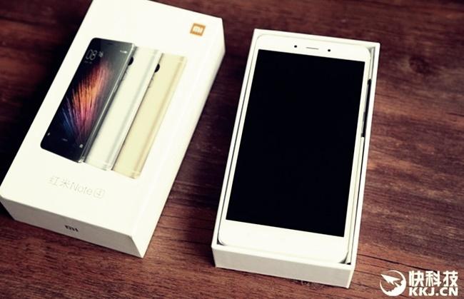 Foto Xiaomi Redmi Note 4 1