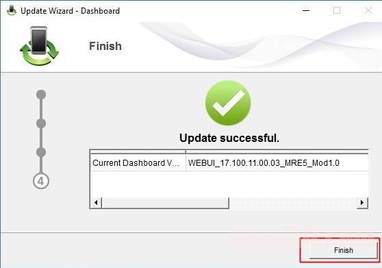 Install WEB GUI Huawei Pada Modem Bolt Sukses