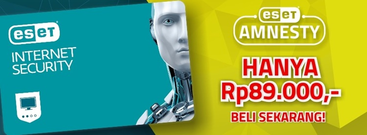 ESET Amnesty Promo ESET Internet Security