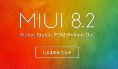 Download MIUI 8.2 Global Stable Xiaomi