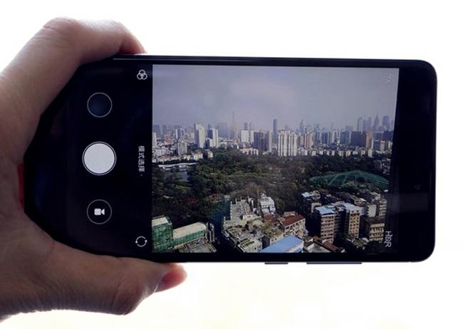 Tampilan Kamera Xiaomi Redmi Note 4x Snapdragon