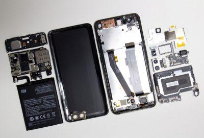Bongkar Daleman Xiaomi Mi6 Ceramic Edition