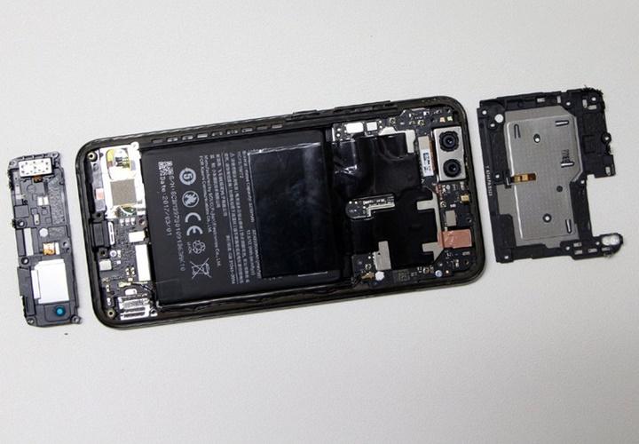 Membongkar Xiaomi Mi 6