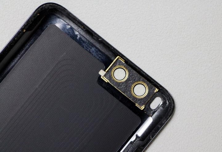 Xiaomi Mi 6 Keramik Tampilan Kamera Belakang