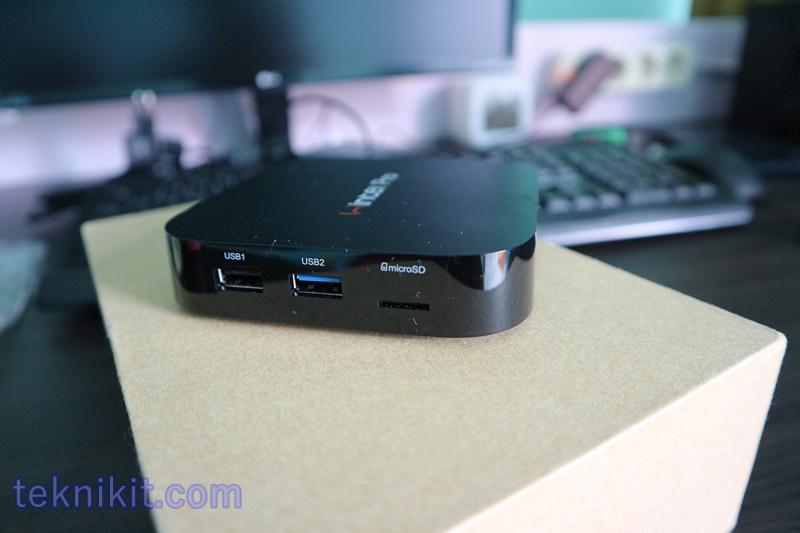 Interface Wintel Pro Port USB dan Micro SD