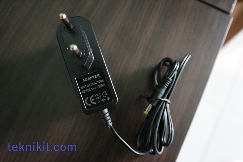 Output Charger Wintel Pro 5 Volt 3 Amper