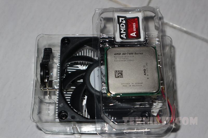 Rakit PC Gaming 3 Jutaan Prosesor AMD A8