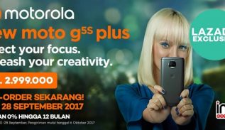 Pre Order Motorola Moto G5S Plus
