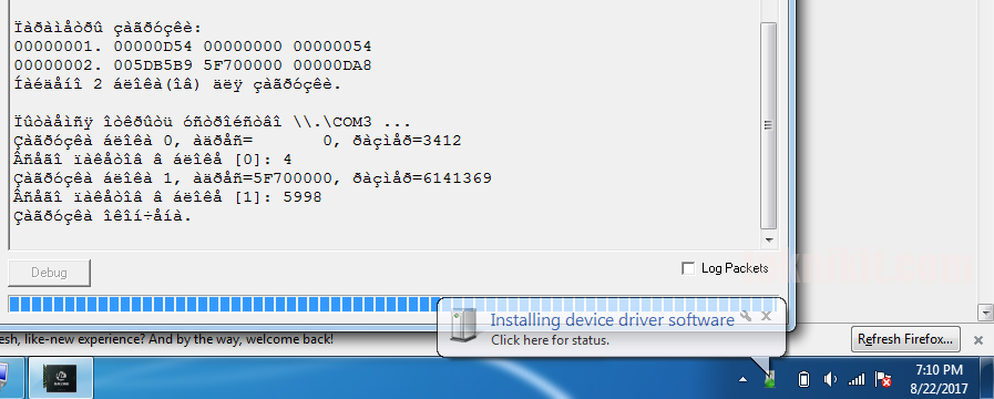 Install Driver Router Huawei B315s