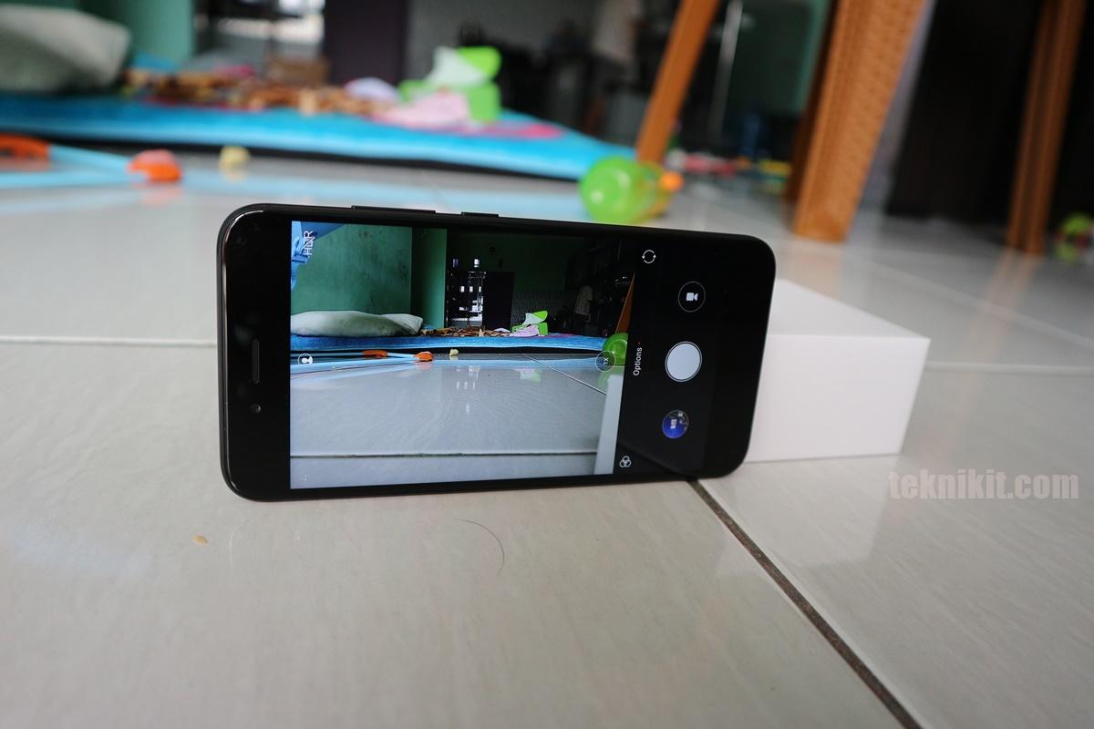 Kamera Xiaomi Mi A1