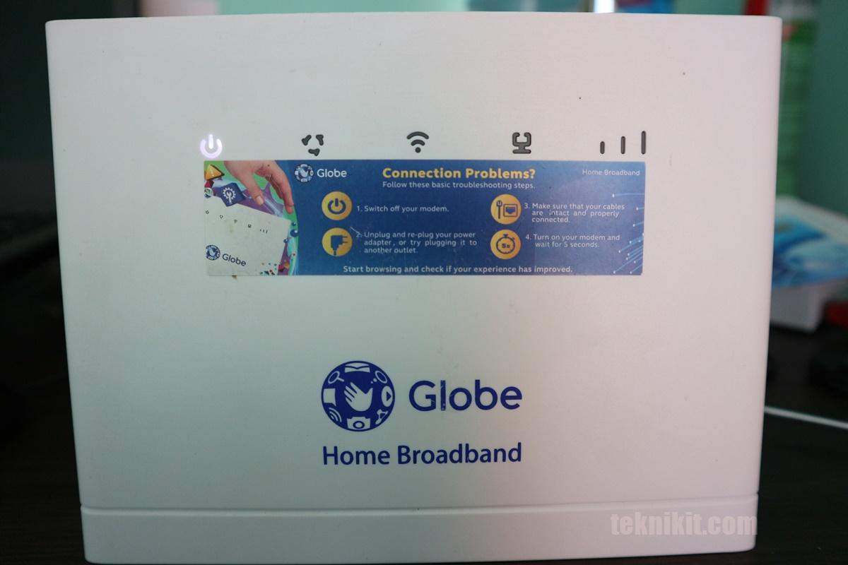 Memperbaiki Error Router Huawei B315s