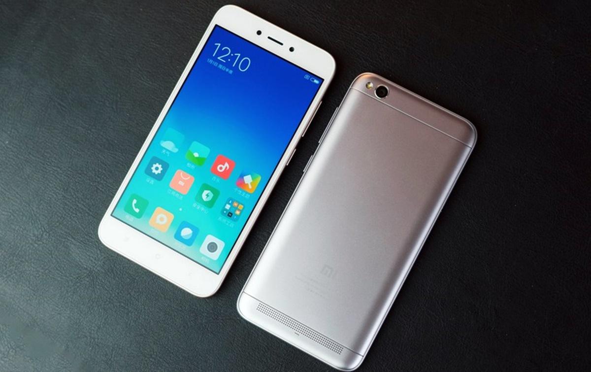 Unboxing Xiaomi Redmi 5A 3