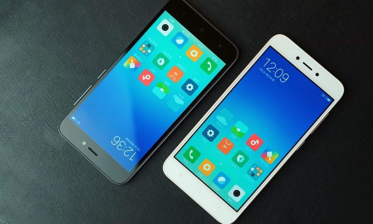 Unboxing Xiaomi Redmi 5A 4