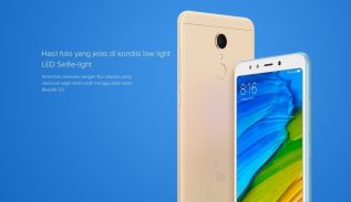 Flash Sale Redmi 5 dan Redmi 5 Plus