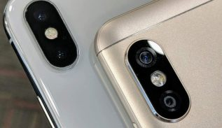 Tampilan Xiaomi Redmi Note 5 Pro