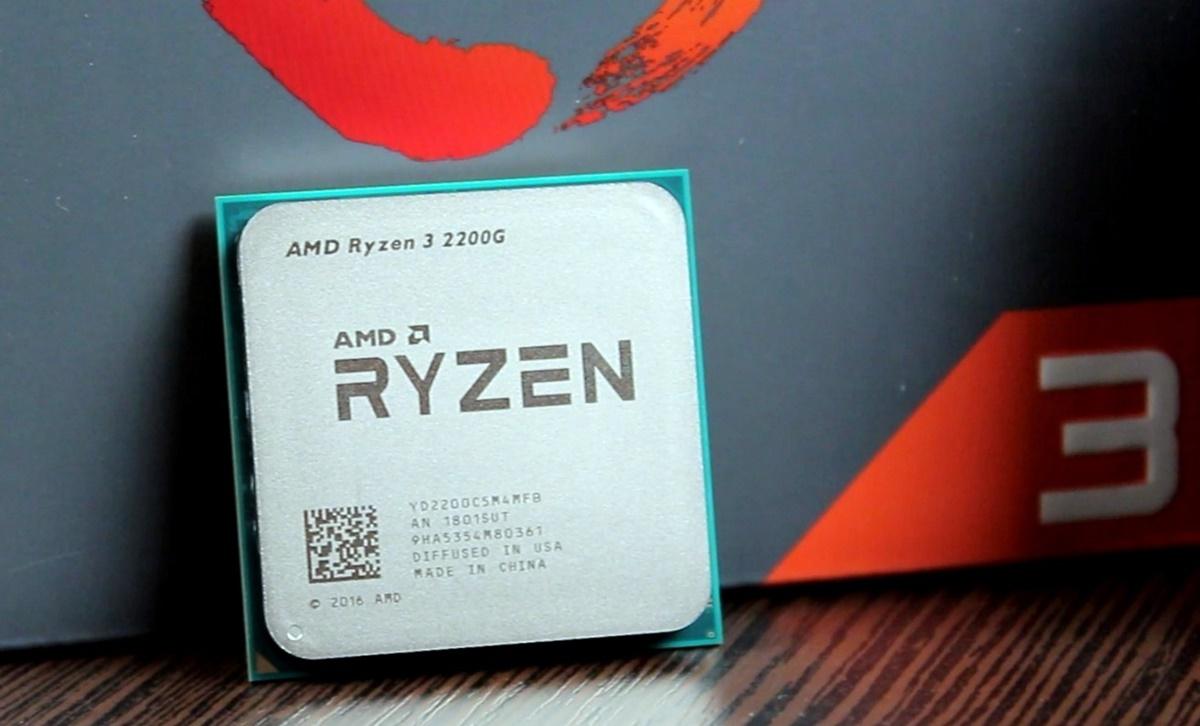 Prosesor Ryzen 3 2200G
