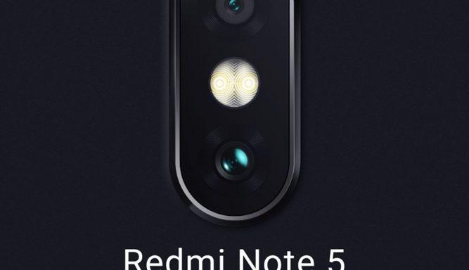 Redmi Note 5 Launch in Indonesia