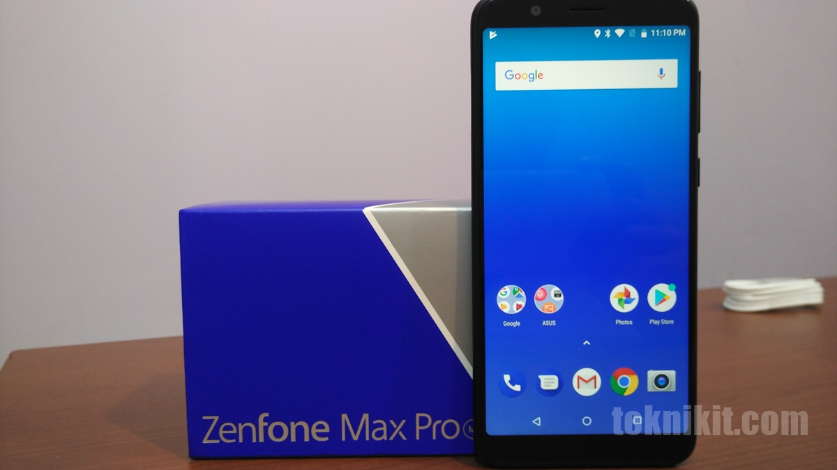 Review Asus Zenfone Max Pro M1 Indonesia