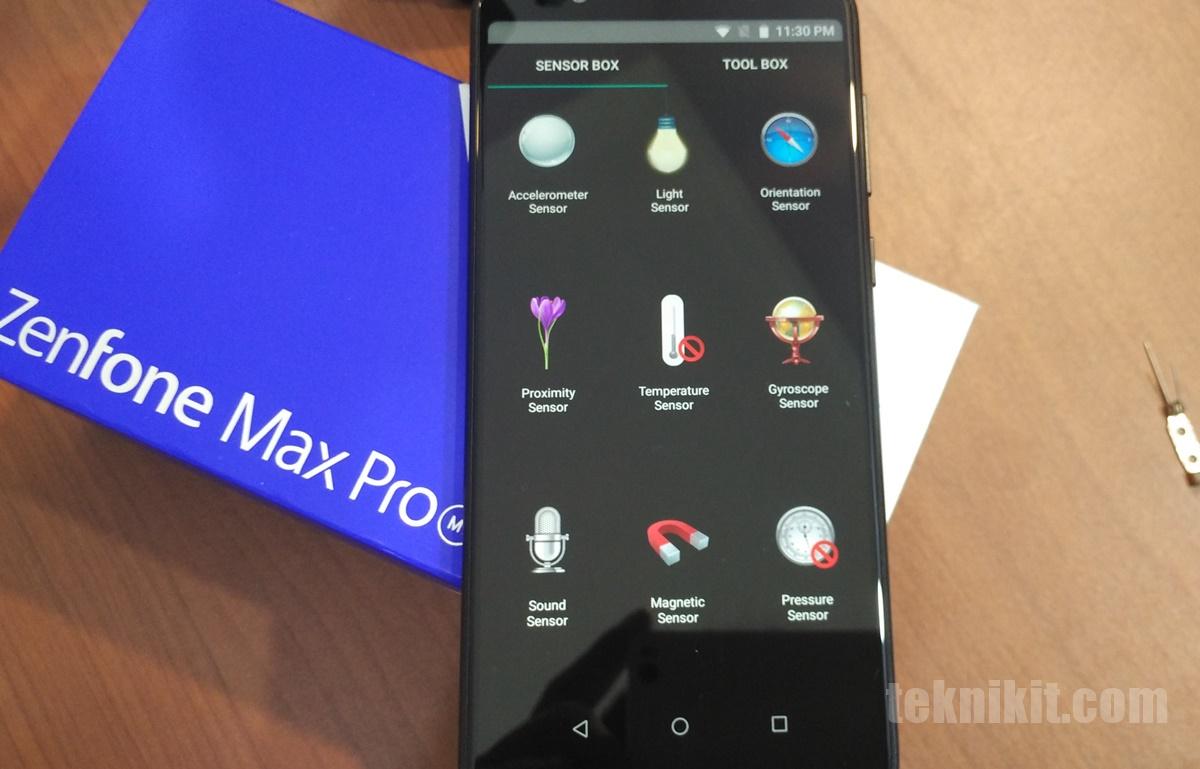 Sensor Asus Zenfone Max Pro M1 Ada Gyroscope