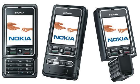 Nokia 3250 Gambar Google
