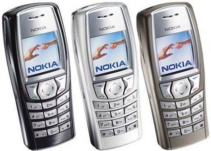 Nokia 6610i Gambar Google