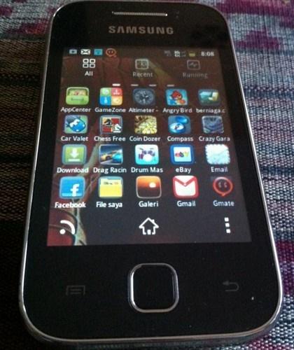 Samsung Galaxy Young Gambar Google