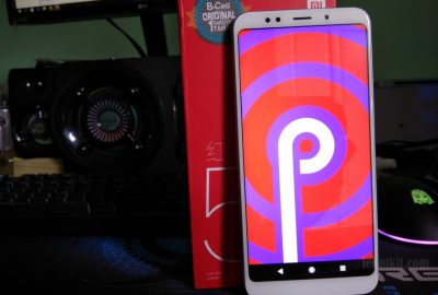Install Android P Redmi 5 Plus