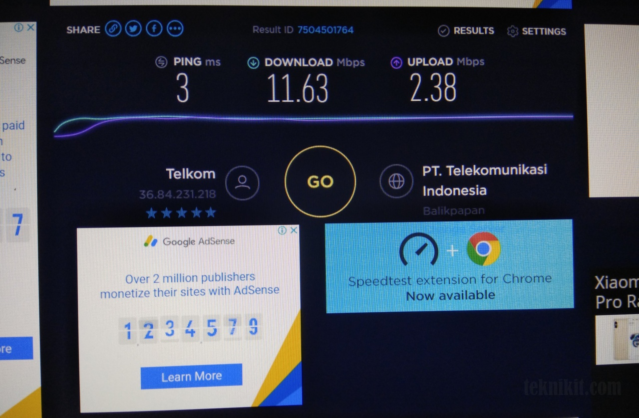 Speed Internet IndiHome Paket Netizen 1 10Mbps