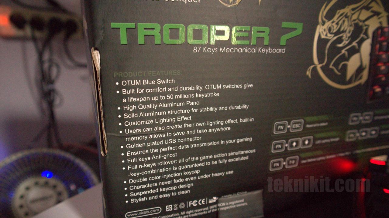 Fitur Imperion Trooper 7